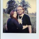Agnieszka Pisarek i Dawid Adamek - patronat festiwalu (Sfilmowani)
